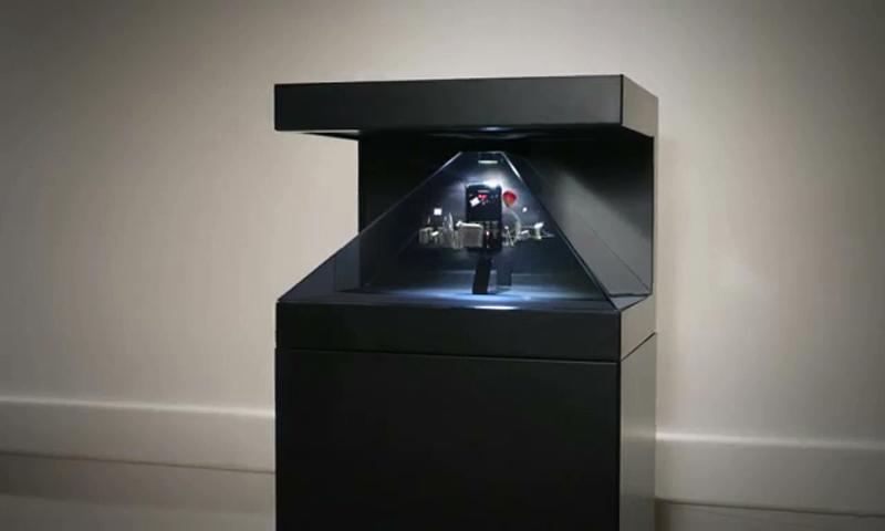 3D-Holobox