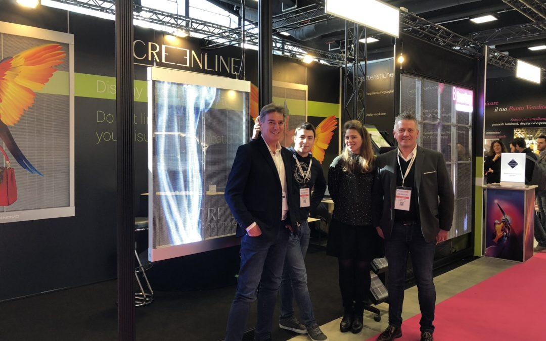 Promotion EXPO Milano Marzo 2018