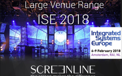 ScreenLine ISE Amsterdam 2018 P1 H120