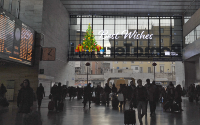 Roma Termini Transparent LED